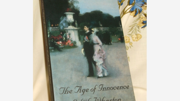 Pair Books - Edith Wharton - The Age of Innocence and Short Stories