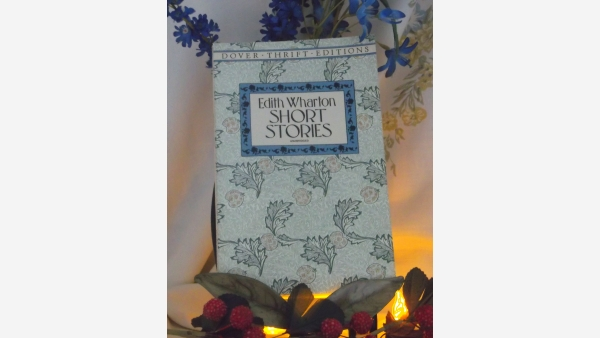 Pair Books - Edith Wharton - The Age of Innocence & Short Stories
