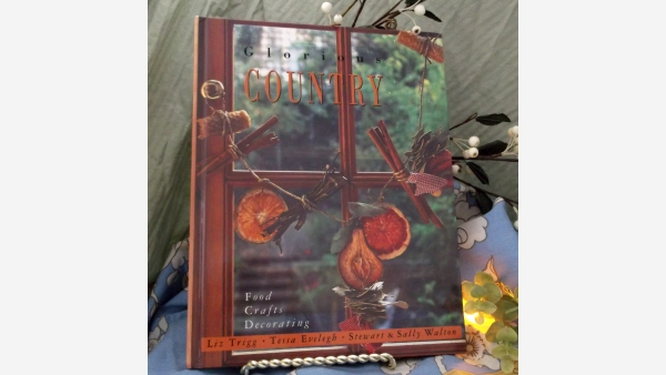 Book - Glorious Country - Gift Book