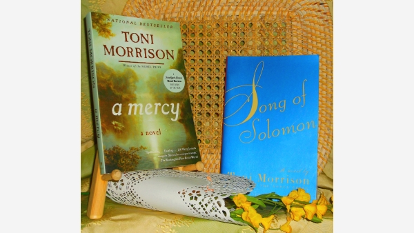Pair Books - Song of Solomon and A Mercy - Quality Paperbacks