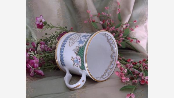 home-treasures.com - Buckingham Palace Collectible Mug - A Lovely Gift!