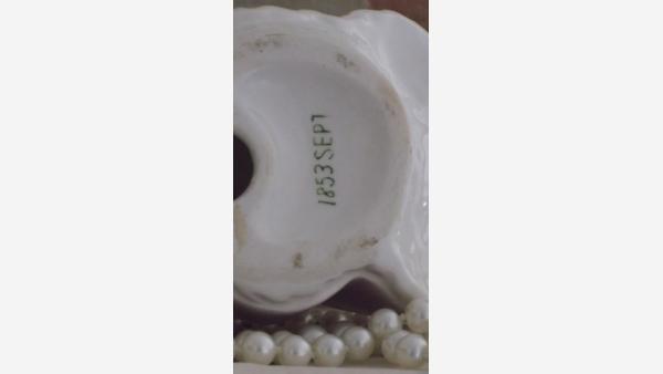 """home-treasures.com - """"September"""" Porcelain Figurine - Free Shipping!"""