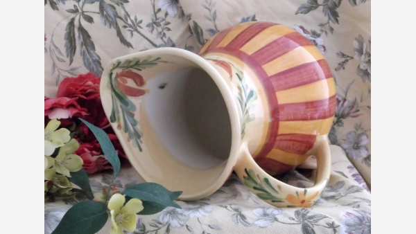 """Southern Living at Home"" Decorative Pitcher - Free Shipping!"