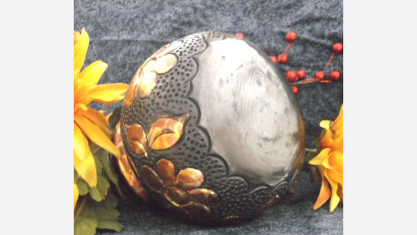 home-treasures.com - Oaxaca Pottery - Bottom Surface