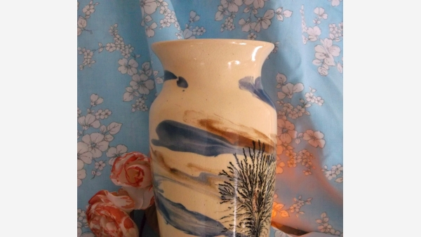 home-treasures.com - Sevierville Pottery of Tennessee - Rim View