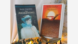 Pair Quality Books: Kate Chopin and Willa Cather - Pair Paperbacks