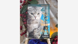 Book - The Cat Who Went to Paris - Paperback
