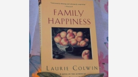 """""""Family Happiness"""" by Laurie Colwin - Paperback - Free shipping!"""