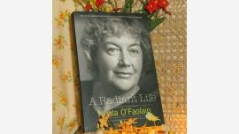 "Book - ""A Radiant Life"" by Nuala O'Faolain - Paperback"