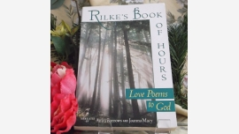 Rilke's Book of Hours: Love Poems to God - (Fine Paperback) - Free Shipping!