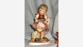 Hummel-like Napco Figurine