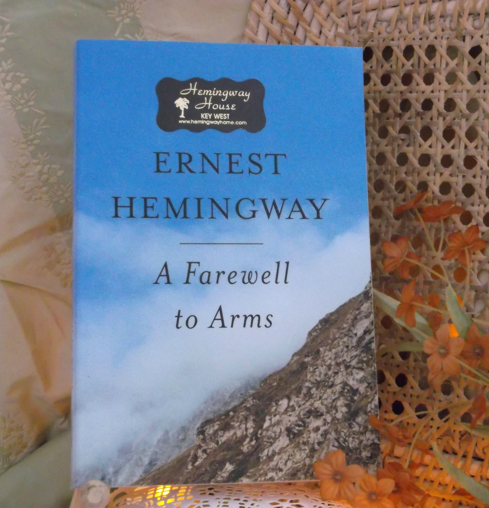 ernest hemingway a farewell to arms short summary