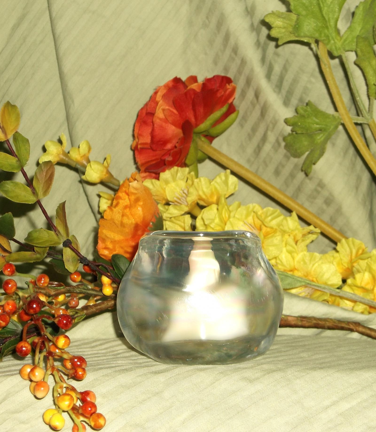 Opalescent Votive/Tea-light Holder - Free Shipping! | www.home ... on multicolor vase, translucent vase, metallic vase, jade vase, stevens & williams vase, elegant vase, victorian vase, lavender vase, hobnail vase, antique vase, cream vase, fluted vase, cameo vase, pyrex vase, loetz vase, pink vase, cobalt vase, ivory vase, textured vase, white vase,