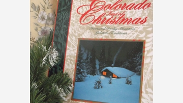 A Colorado Christmas - Collector's Book - Free Shipping!