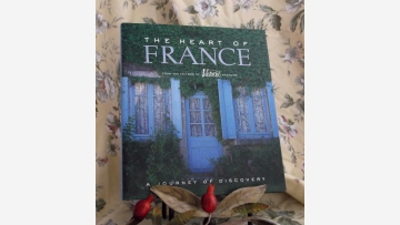 """The Heart of France"" - Fine Hardcover - Free Shipping!"