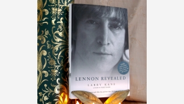 """Lennon Revealed"" - Gift-Quality Hardcover - Free Shipping!"
