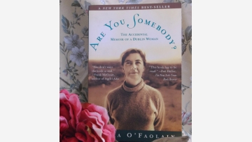 "Beloved Irish Author Nuala O'Faolain: ""Are You Somebody?"" - Free Shipping!"