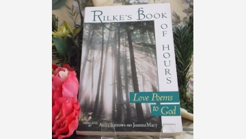 "Rilke's Book of Hours - ""Love Poems to God"" - Free Shipping!"