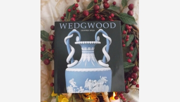 """Wedgwood"" Book - Gift-Quality Hardcover - Free Shipping!"