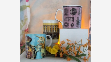 Gift Coffee Mugs (3) - Free Shipping!