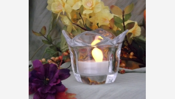 Toscany Votives - Lovely Pair - Free Shipping!