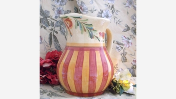 "Decorative Pitcher - ""Southern Living at Home"" - Free Shipping!"