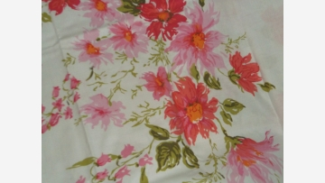 Vtg. Pillowcases - Rich Floral Design - Free Shipping!