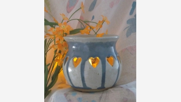 Farmhouse Votives Pair - Handcrafted - Free Shipping!