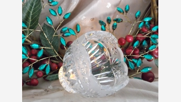 Oneida Crystal Votive - Elegance for the Holidays! - Free Shipping!